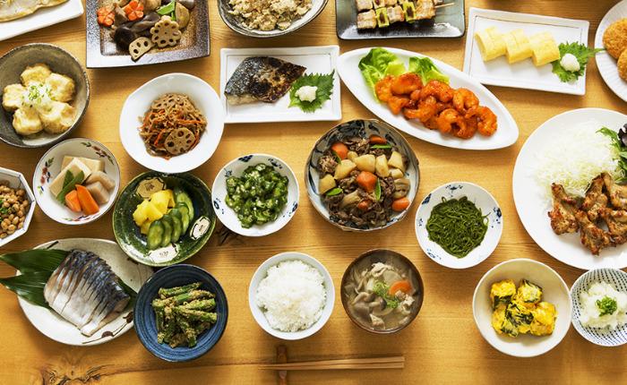 日本の食べ物メインイメージ